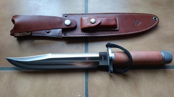 Annonce occasion, vente ou achat 'Couteau de survie Al Mar SF10'