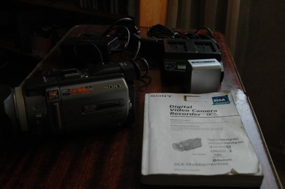 Camescope DV SONY DCR-TRV950E