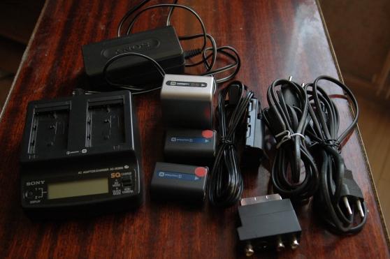 Camescope DV SONY DCR-TRV950E - Photo 3