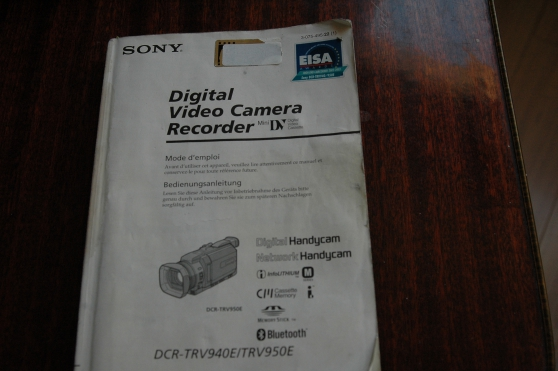 Camescope DV SONY DCR-TRV950E - Photo 4
