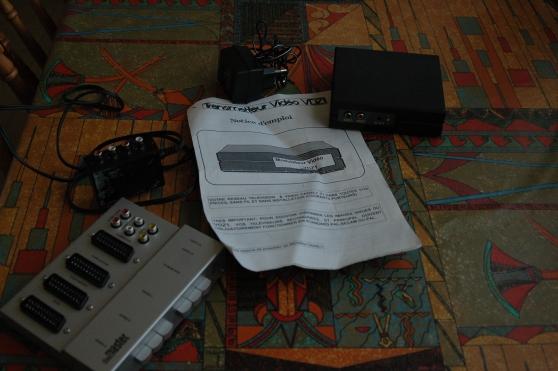 Accessoires enregistreurs vidéo et audio