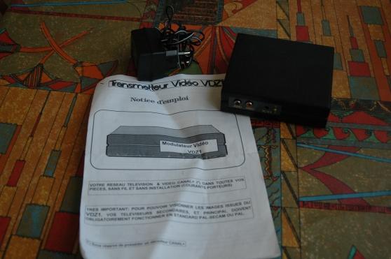 Accessoires enregistreurs vidéo et audio - Photo 3