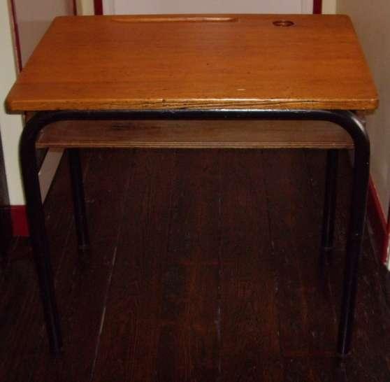 bureau d 39 colier des ann es 50 meubles d coration bureau fauteuil de bureau st clet. Black Bedroom Furniture Sets. Home Design Ideas