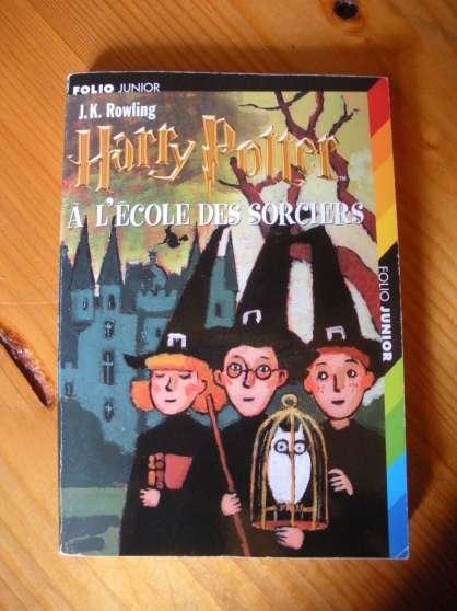 Livre Harry Potter 1