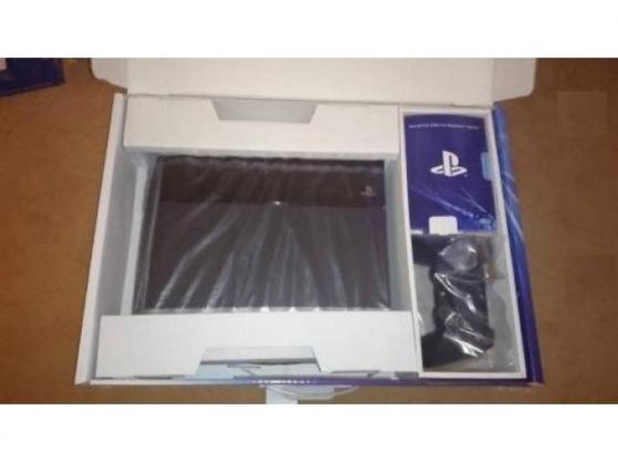 Playstation PS4 neuve 500 Go Noire + Kil