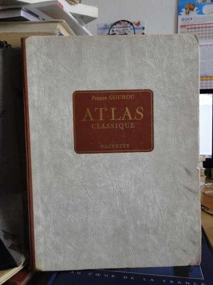 Annonce occasion, vente ou achat 'Atlas classique de Pierre Gourou -1956'