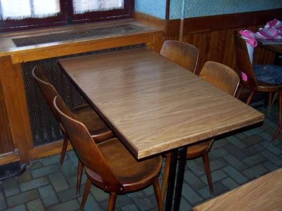Tables de bar