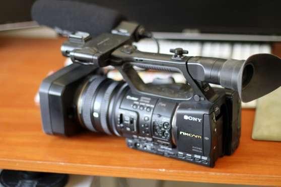 Sony Caméscopes pro HXR-NX5E + HXR-FMU 1
