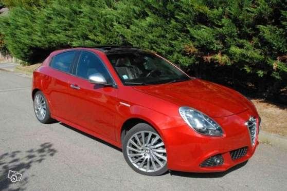 Alfa romeo Giulietta JTD 2.0L 140Ch R8C
