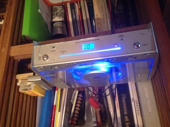 Chaine hifi compact Disk