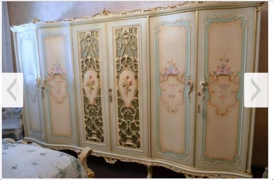 chambre coucher italienne chambre a coucher classique