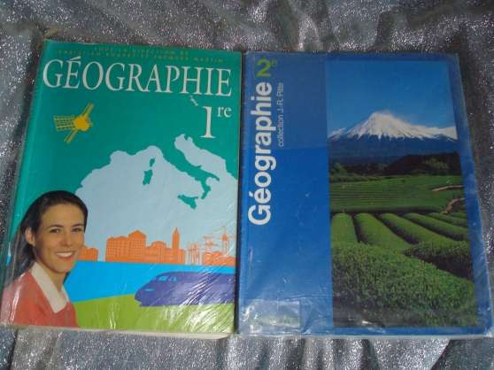Lot de manuels scolaires - Photo 2