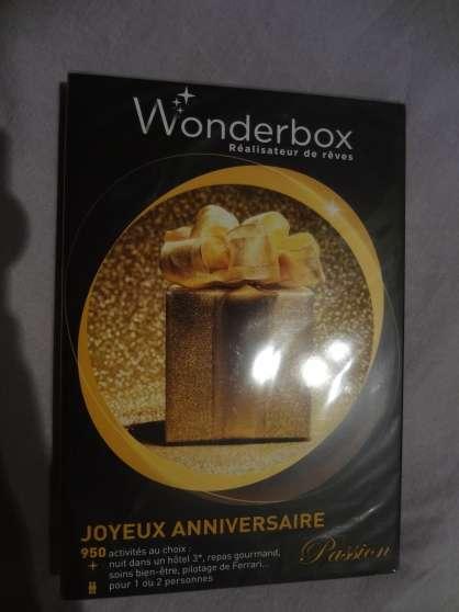 """Wonderbox """"Joyeux anniversaire passion"""""""