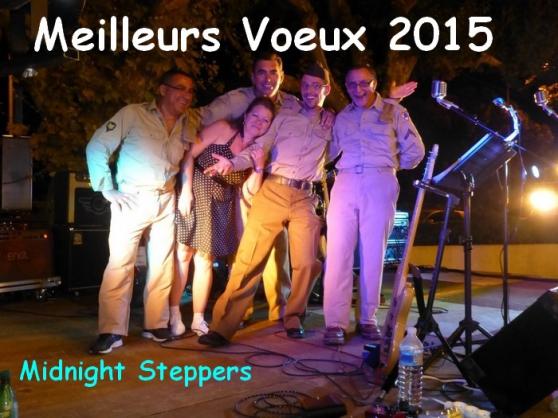 MIDNIGHT STEPPERS cherche guitariste - Photo 2