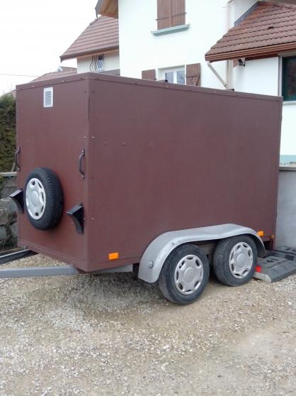 Remorque bagagere thaon les vosges auto accessoires for Garage automobile thaon les vosges