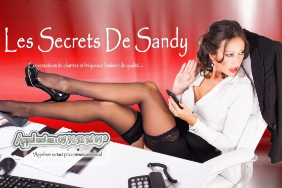 les secrets de sandy duo prive et coquin