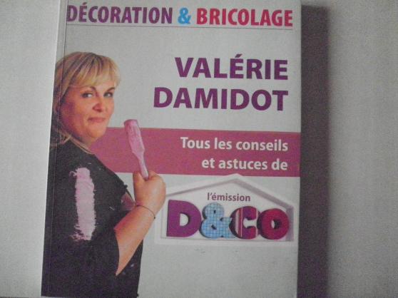 bricolage de Valérie Damidot