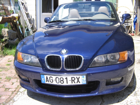 bmw z3 roadster 2l8 chassisM