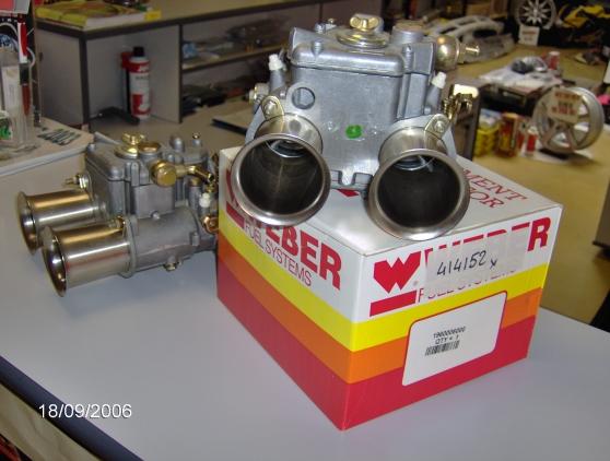 Carburateurs weber 45 dcoe st genis pouilly auto accessoires divers acc auto st genis for Comcode postal saint genis pouilly