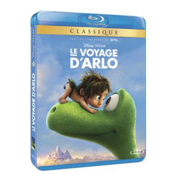 Petite Annonce : Le voyage d\'arlo blu-ray - Le voyage d\'Arlo en Blu-ray