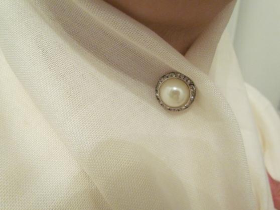Lots accessoires pour foulards châles - Photo 2