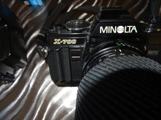 Minolta argentique X700