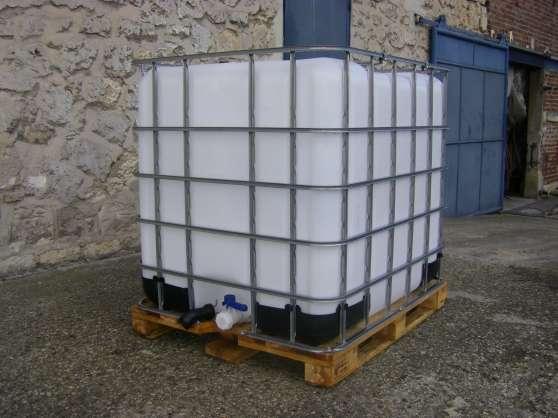cuves de 1000 litres
