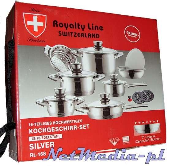 batterie de cuisine 16 pcs royalty line electrom 201 nager po 202 les 224 lille reference ele po 202 bat