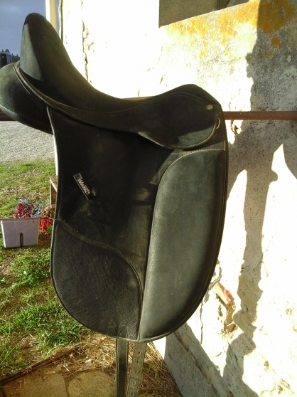 Selle dressage Wintec pro Isabell Werth