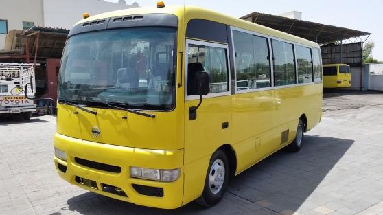 nissan civilian bus 30 places auto toyota belgique bruxelles reference aut toy nis. Black Bedroom Furniture Sets. Home Design Ideas