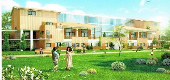 A vendre appartement de type 2 au RDC