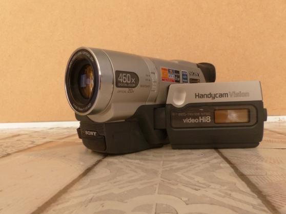 Caméscope Sony CCD-TRV108E HI8 Vidéo8