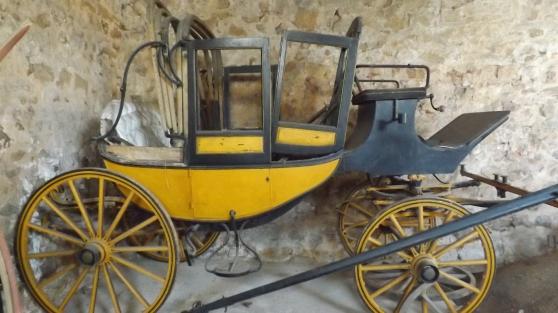 voiture de voyage
