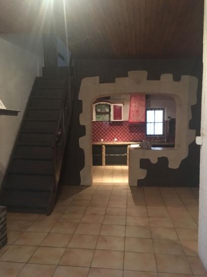 Petite maison centre du village
