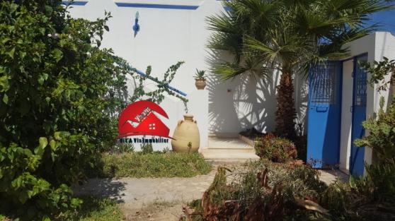 vente villa meublée a djerba houmt souk - Annonce gratuite marche.fr