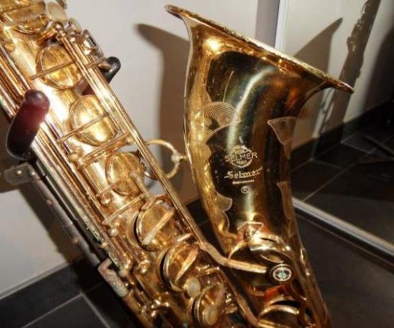 saxophone selmer mark 6 - Annonce gratuite marche.fr