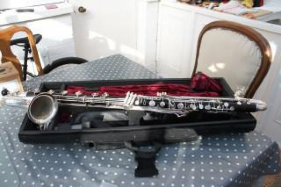 Clarinette basse Selmer à l'ut grave Pri