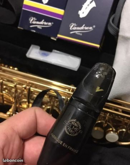 Saxophone Alto Yamaha 275 - Photo 3