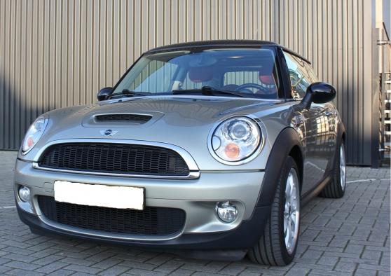 Annonce occasion, vente ou achat 'Mini - 1.6 Cooper S R56 65000 Kms'