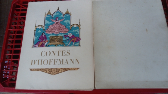 Contes d'Hffmann