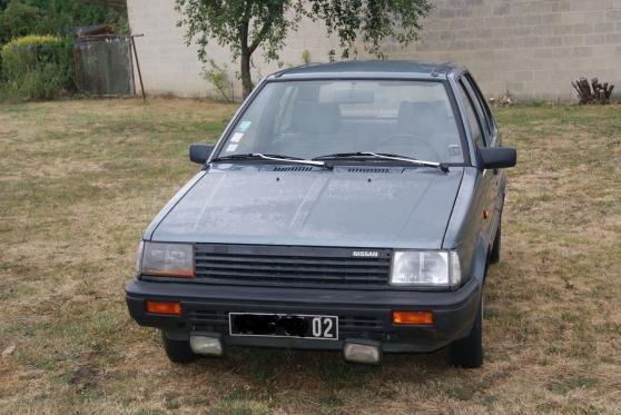 Nissan micra 1988
