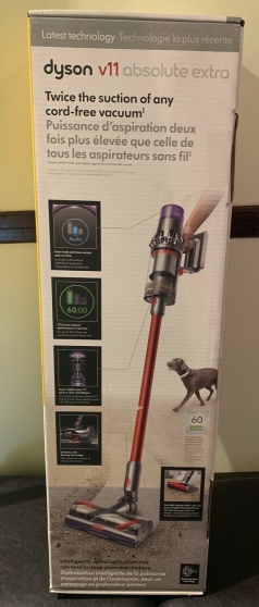 Aspirateur Dyson V11 ABSOLUTE EXTRA neuf