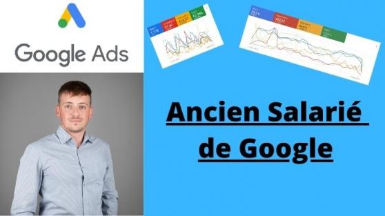 Annonce occasion, vente ou achat 'Devenez expert Google Ads'