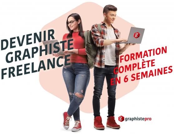 Annonce occasion, vente ou achat 'Devenir graphiste freelance'