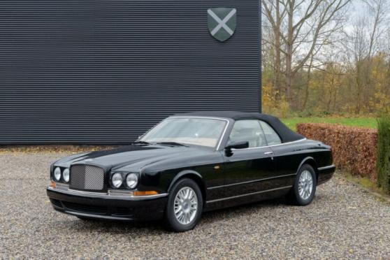 Annonce occasion, vente ou achat 'Bentley Azure'