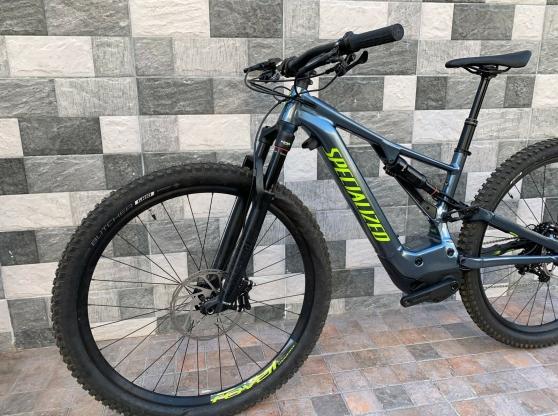 Annonce occasion, vente ou achat 'Vélo électrique de montagne Specialized'