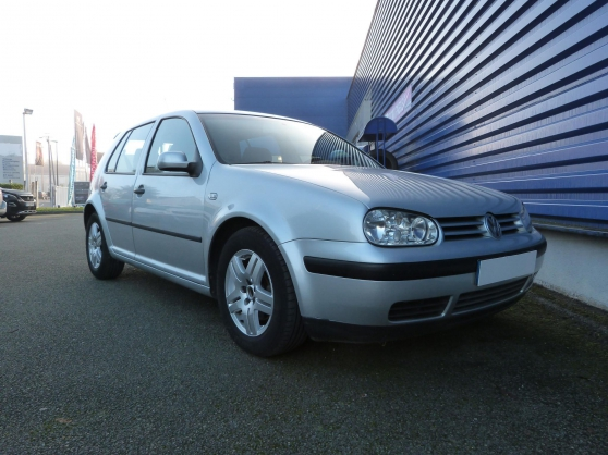 Annonce occasion, vente ou achat 'Volkswagen Golf 4 Match Tiptronic A 1.9'