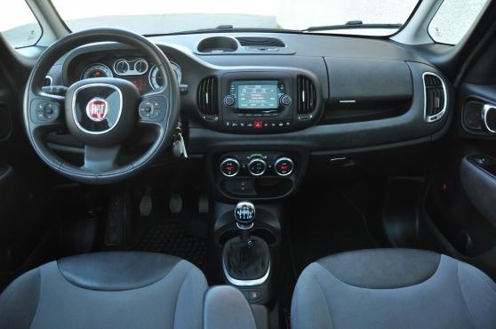 FIAT 500L TWINAIR 105HK PANORAMA (DAB+BT - Photo 2
