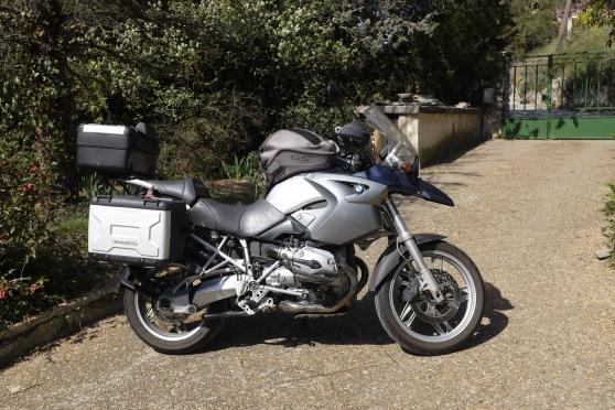Annonce occasion, vente ou achat 'BMW R1200GS 2004 63000KM BOUC BEL AIR'