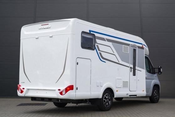 Camping-car Hymer Tramp GL Am.578